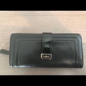 Black wallet gently used from Cole Haan
